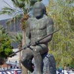 Statue of Tinerfe (StreetView)