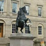 Duke of Wellington statue (StreetView)