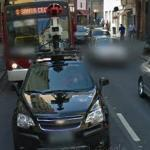 Street View car (StreetView)