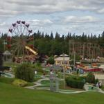 Ferris Wheel & Roller Coaster (StreetView)
