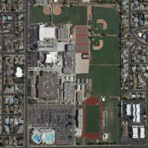 Mesa High School (Google Maps)