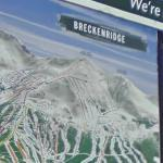 Map of Breckenridge Ski Resort