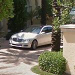 Mercedes-Benz S Class (StreetView)