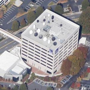 The Weather Channel headquarters (Google Maps)