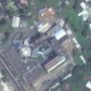 Intercontinental Libreville (Google Maps)