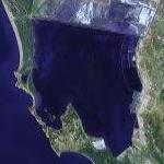 Laguna e Nartes (Narta Lagoon) (Google Maps)