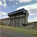 World's highest lift lock (StreetView)