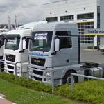 New MAN TGX trucks