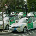 Google cars (StreetView)