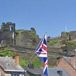 La Roche-en-Ardenne Castle (StreetView)