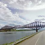 Quebec Bridge (StreetView)