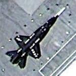 North American X-15 (Google Maps)