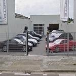 Aston Martin and 2 Ferraris (StreetView)