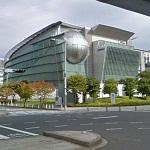 Miraikan (National Museum of Emerging Science and Innovation) (StreetView)