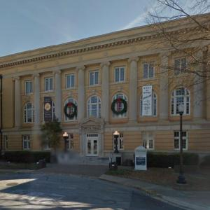 Alabama Museum of Natural History (StreetView)