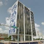 'Barcardi Building' by Enrique Gutierrez (StreetView)
