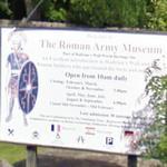 Roman Army Museum (StreetView)