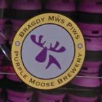 Bragdy Mŵs Piws / Purple Moose Brewery
