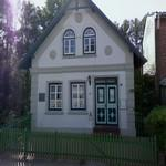 Gorch Fock's birthplace (StreetView)