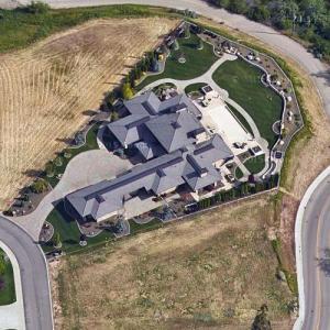Stephen Hanks' house (Google Maps)