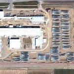 Vestas Blade factory (Google Maps)