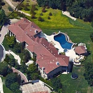 Britney Spears' House (Google Maps)