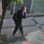 Guy on cell phone (StreetView)