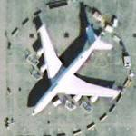 E-6B TACAMO at NAS Cecil Field (Google Maps)