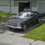 1966 Chevrolet Impala SS (StreetView)