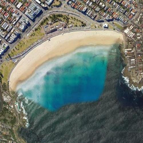 Bondi Beach (Google Maps)