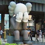 Giant Inflatable Character (StreetView)