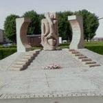 Drancy Internment Camp Memorial