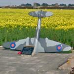 Bradwell Bay RAF Memorial (StreetView)