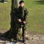British soldier (StreetView)