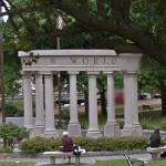 Rhode Island World War II Memorial (StreetView)
