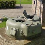Sherman turret