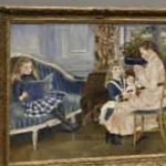 'Children's Afternoon at Wargemont' by Pierre-Auguste Renoir (StreetView)