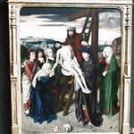 'The Deposition' by Gerard David (StreetView)