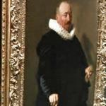 'Portrait of an Elderly Man' by Frans Hals (StreetView)