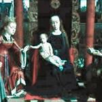 'The Virgin and Child with Saints and Donor' by Gerard David (StreetView)