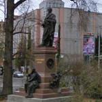 Felix Mendelssohn (StreetView)