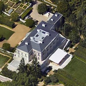 Beverly Hillbillies Mansion (Google Maps)