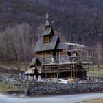Borgund Stave Church (StreetView)
