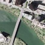Ann W. Richards Congress Avenue Bridge - Bat Home (Google Maps)