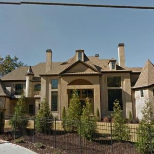 Sheree Whitfield's House (StreetView)