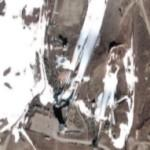 1988 Winter Olympics Ski Jumps - Calgary (Google Maps)