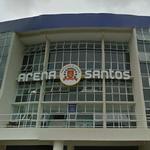 Arena Santos (StreetView)