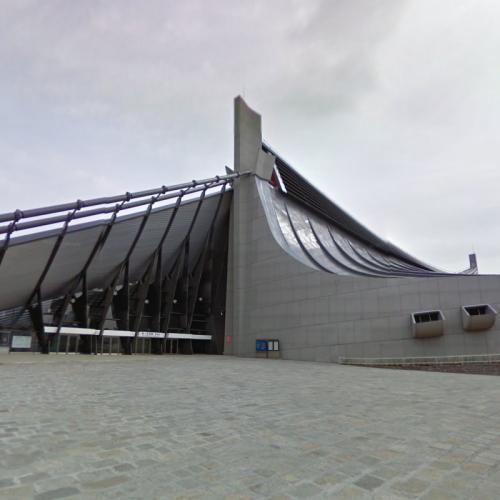 Yoyogi National Gymnasium (StreetView)