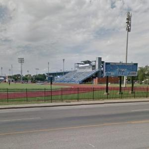 Dean A. Hayes Track & Soccer Stadium (StreetView)