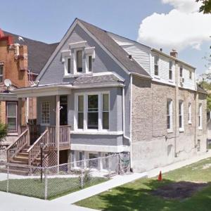 Shameless house (StreetView)